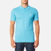 BOSS Green Men's Paul Polo Shirt - Blue