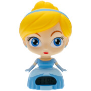 BulbBotz Disney Princess Cinderella Clock
