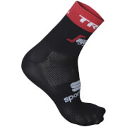 Sportful Trek-Segafredo BodyFit Pro Race Socks - Black/Red/White