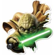 Autocollant Mural Star Wars Yoda
