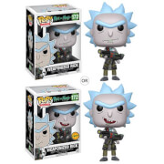 Rick and Morty Weaponized Rick Pop! Vinyl Figure