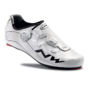 Northwave Flash Cycling Shoes - White