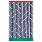 Hugo BOSS Carved Beach Towel - Wavy Flag