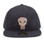 Marvel Comics The Punisher Snapback Cap