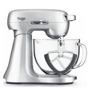Sage by Heston Blumenthal BEM430SIL The Scraper Mixer - Brushed Metal