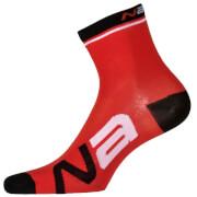 Nalini Logo Socks H13 - Red