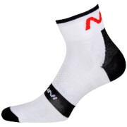 Nalini NA Socks H12 - White/Black