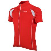 Nalini Karma Ti Short Sleeve Jersey - Red