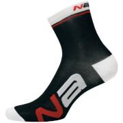 Nalini Logo Socks H13 - Black