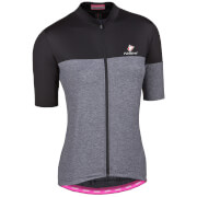 Nalini Women's Hug Short Sleeve Jersey - Black/Grey