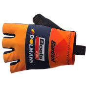 Santini Team Boels Dolmans 17 Race Gloves - Orange