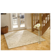 Flair Textures Mendhi Rug - Natural