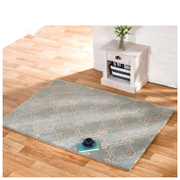 Flair Moorish Casablanca Rug - Duck Egg