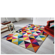 Flair Spectrum Samba Rug - Multi
