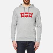 Levi's Men's Graphic Po Hoody - Midtone Grey