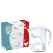 Aqua Optima Galia 6 Month Bundle - Jug Plus 3 Cartridges 2.25L - White