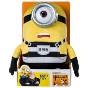 Despicable Me 3 Jail Carl Plush Toy - Medium