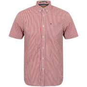 Chemise Manches Courtes Lorente Tokyo Laundry -Rouge Rio