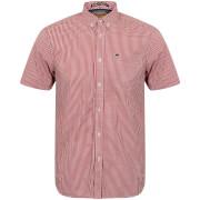 Tokyo Laundry Men's Lorente Short Sleeve Shirt - Rio Red