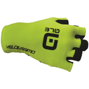 Alé Chrono Gloves - Yellow/Black