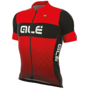 Alé R-EV1 Rumbles Jersey - Black/Red