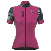Alé Women's PRR 2.0 Ventura Jersey - Purple/Blue