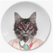 Wild Dining Courtney Cat Main Plate