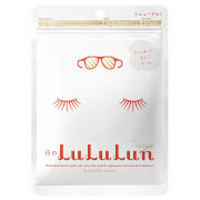 Lululun Face Mask 7 Sheets - White