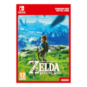 The Legend of Zelda: Breath of the Wild (Nintendo Switch) - Digital Download