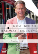 Great British Railway Journeys: Series 1-4