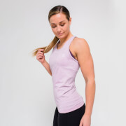 M - Seamless Vest Tank Top - Pink