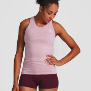 IdealFit Seamless Vest Tank Top - Pink