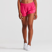 IdealFit 4-Way Stretch Shorts - Pink