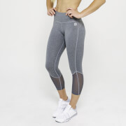 XL - IdealFit Core Capri - Grey