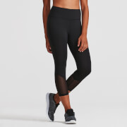 IdealFit Core Capri - Black