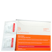 Dr Dennis Gross Skincare Alpha Beta Extra Strength Daily Peel (Pack of 60, Worth $204)