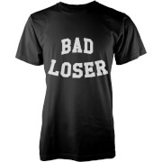 Bad Loser T-Shirt - Black