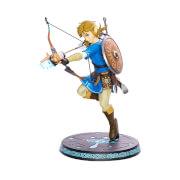 The Legend of Zelda: Breath of the Wild Link Figurine