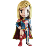 DC Comics XXRAY Figure Wave 7 Supergirl