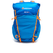 Montane Men's Ultra Tour 40 Bag - Electric Blue/Tangerine
