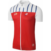 Le Coq Sportif Tour de France Dedicated Jersey 2017 - Red/White