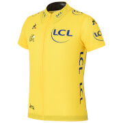 Le Coq Sportif Children's Tour de France 2017 Leaders Official Jersey - Yellow