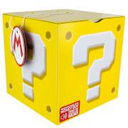 Nintendo Super Mario Frageblock Spardose - Gelb