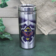 The Legend of Zelda Link's Travel Mug - Stainless Steel