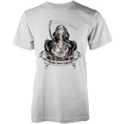 Abandon Ship Sweet Embrace Heren T-shirt - Wit