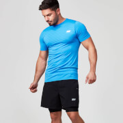 Myprotein Men's Seamless T-Shirt– Black Marl