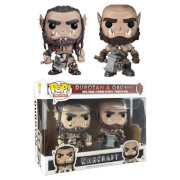 Warcraft Durotan & Ogrim 2-Pack EXC Pop! Vinyl Figures