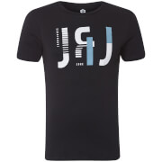 T-Shirt Homme Core Booster Jack & Jones - Noir