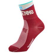 Santini Bergamo Collection Berbenno Socks - Red