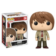 Death Note Light Pop! Vinyl Figure
